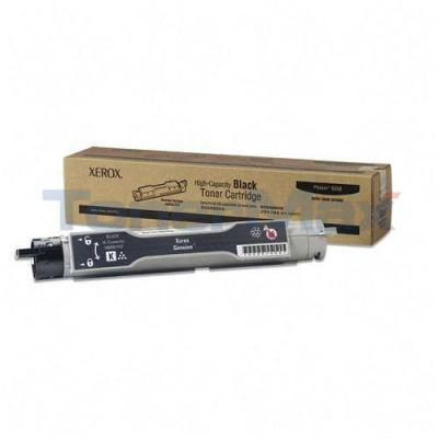 XEROX PHASER 6350 TONER CART BLACK 10K